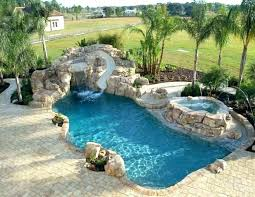 in ground pools with slides. Unique Ground Inground Pool Slides For Sale Rock Pools  Swimming With   Inside In Ground Pools With Slides P