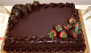 Reactangular Designer Birthday Cake Rs 300 Gram Cakes Bite Id