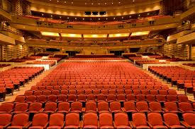 Temple Buell Seating Chart Buell Theatre Denver Performing Arts Complex