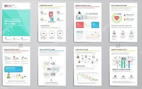 Infographic Brochure Template 19 Infographic Brochure