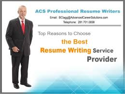 Best Resume Writing Service Simple Top Reasons To Choose The Best Resume Writing Service Provider