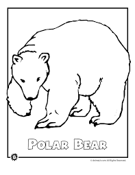 Small Picture endangered polar bear Woo Jr Kids Activities