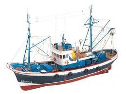 <b>Сборная деревянная модель</b> корабля <b>Artesania</b> Latina MARINA II ...