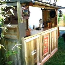 build a patio bar. Build A Bar Table Your Own Patio How To  Backyard Make Build A Patio Bar