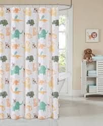cool shower curtains for kids. Ink+Ivy Kids Jacala Printed Cotton Shower Curtain Cool Curtains For