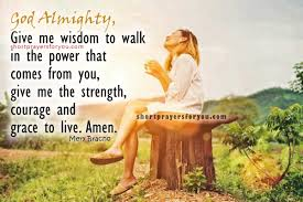 Christian Quotes On Strength And Courage Best of Short Prayer Good Morning Lord I Thank You Short Prayers For You