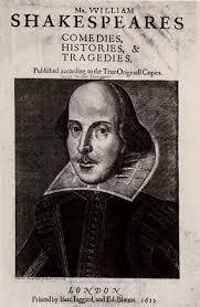 shakespeare william shakespeare first folio portrait