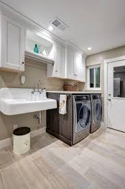 design laundry room recessed