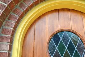 how to refinish front doorStripping and repainting our front door frame  Lansdowne Life