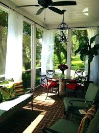 screened porch sheer curtains. Patio Curtain Ideas Screened Porch Sheer Curtains Sliding In Canopy O