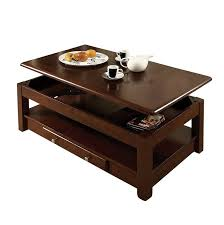 dining table adjule height coffee table