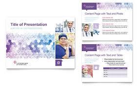Medical Presentation Powerpoint Templates Cancer Treatment Powerpoint Presentation Template Design