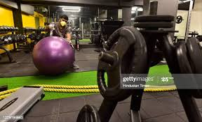 Gym Equipments Photos and Premium High Res Pictures - Getty Images