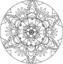 Small Picture Hard Flower Coloring Pages Coloring Pages