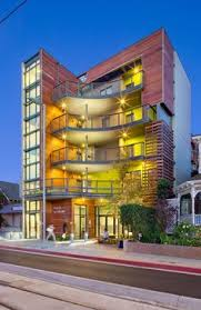 modern urban residential architecture. Wonderful Architecture Downtown Santa Monica Is One Of The Few Places In City Where Any New  Housing In Modern Urban Residential Architecture O