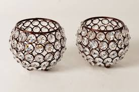 Kristall Kerzenständer Marie 2er Set Kugel 10 Cm In Braun Teelichthalter Kerzenhalter Tafel Hochzeit Feier Teelichthalter Kerzenleuchter Tischdeko