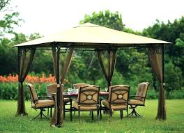 metal gazebo club top ten best outdoor canopy gazebos in the world roof swing r permanent backyard canopy best outdoor