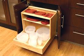 kitchen cabinet drawers. Kitchen Cabinet Storage Drawers Easily Store Plastic Or Glass Containers And Lids In A Roll Out