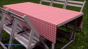 tablecloths for 60 inch round tables awesome picnic table covers as the outdoor tables inspire