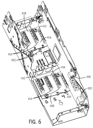 patent us8248009 motor controller having integrated patent drawing