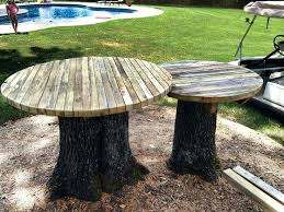 tree stump furniture. Tree Stump Furniture Table Top For Sale