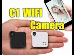<b>C1 Mini</b> Wifi Camera <b>Motion</b> Sensor XANES - YouTube