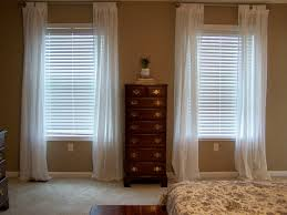 Sheer Bedroom Curtains Short Curtains For Bedroom Windows