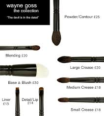 wayne goss brushes collection launching 24 sept 2017 at love