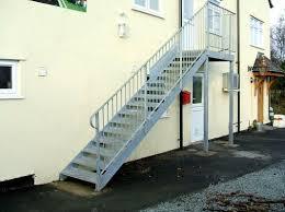 external handrails for steps uk. exterior-straight-staircase external handrails for steps uk
