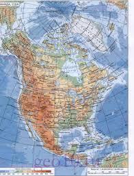 контурная карта северная америка класс Сумки Северная Америка Презентация северная америка 10 класс