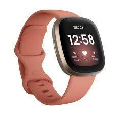Mua Đồng hồ thông minh thể dục Fitbit Versa 3 có GPS 6 ngày pin trở lên ở  UAE