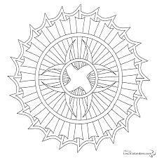 Coloriage Mandala 125 Dessins Imprimer Et Colorier