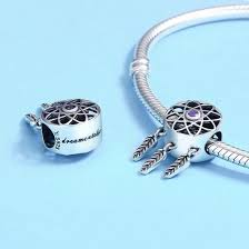 Pandora Dream Catcher Charm Beautiful Dream Catcher Charm Wish And Pocket 24