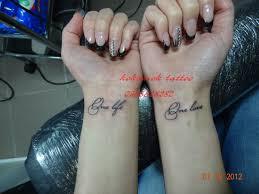 тату для подруг надписи парные татуировки для двоих влюбленных