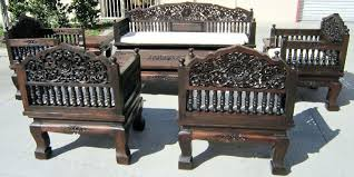 old sofa set antique teak wood sofa set wooden sofa set in india