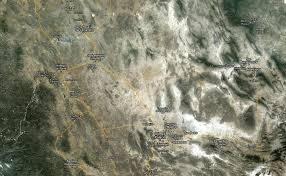 La Zona Del Silencio Dimensional Vortex Star Gate Above Mexico