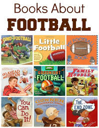 books about football over 50 footballk books for kids through for the full list and book descriptions