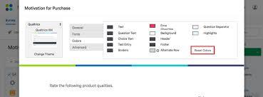 Fonts & Colors - Qualtrics Support