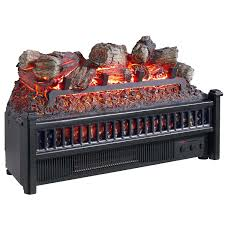 comfort glow elcg240rc electric log insert heater firebox flame projection reconditioned