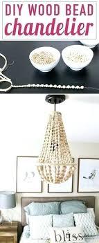 wood beaded chandelier light chandelier from wood beads wood beaded 6 light chandelier