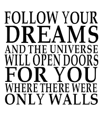 Follow Your Dreams Quotes And Sayings Best Of Follow Your Dreams Quotes Or Sayings