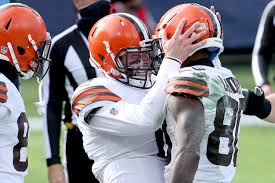 the cleveland browns made the playoffs