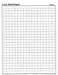 One Inch Graph Paper Large Grid Paper Printable 1 Inch Grid Paper Printable