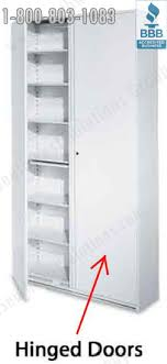 spacesaver four post locking secure hinged doors parts spacesaver four post locking secure spacesaver four post locking secure