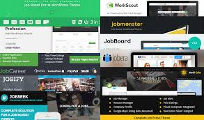 How To Screen Resumes From Job Portals Job Portal WordPress Themes Premium WoW Best Templates Themes 35