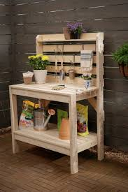 potting bench kits potting bench pallets potting bench with sink