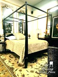 Queen Size Canopy Bed Curtains Curtains For Canopy Beds Queen Size ...