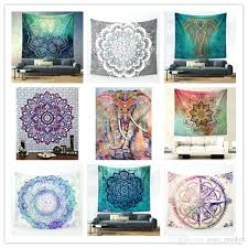 wall art tapestry hippy mandala tapestry bohemian elephant wall tapestry hanging psychedelic wall art dorm decor wall art tapestry  on black art tapestry wall hangings with wall art tapestry tapestry art wall tapestries fine wall hangings