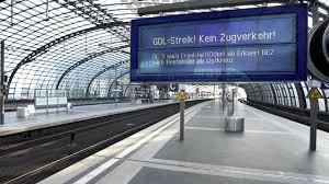 Die gewerkschaft deutscher lokomotivführer erklärte am dienstag ihre tarifverhandlungen mit dem unternehmen für gescheitert. Bahnstreik Kein Schnelles Ende In Aussicht Laut Bundesregierung