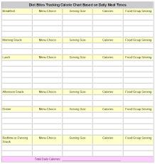 Rational Free Printable Calorie Food Chart Food Calorie List